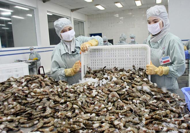 Việt Nam là thị trường cung cấp tôm lớn nhất cho Nhật Bản trong năm 2020