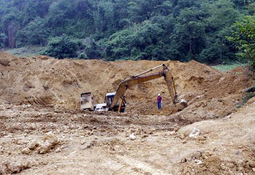 Quảng Ngãi: Không có bản kế hoạch bảo vệ môi trường, doanh nghiệp bị phạt 80 triệu đồng