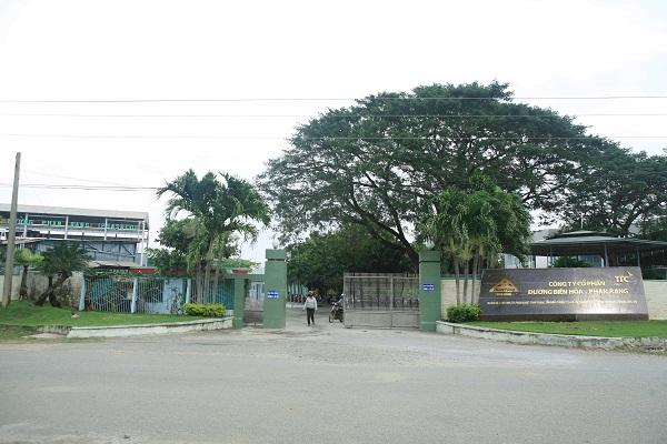 Tập đoàn mía đường Thành Thành Công tạm dừng 4 nhá máy đường do thiếu nguyên liệu