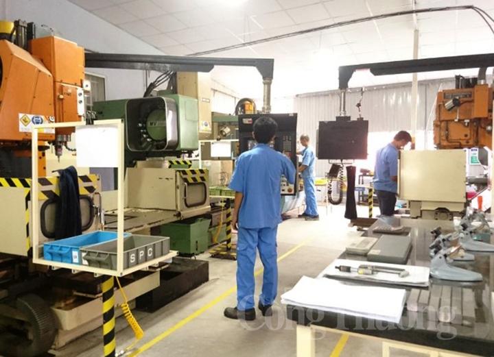 TP. Hồ Chí Minh phát triển mạnh sản phẩm công nghiệp chủ lực