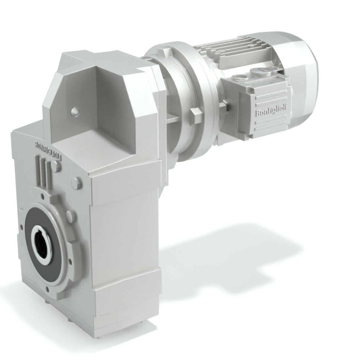 F Series - Bonfiglioli Helical Parallel-Shaft Gearmotors