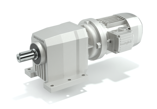 C Series - Bonfiglioli in-line gear motor