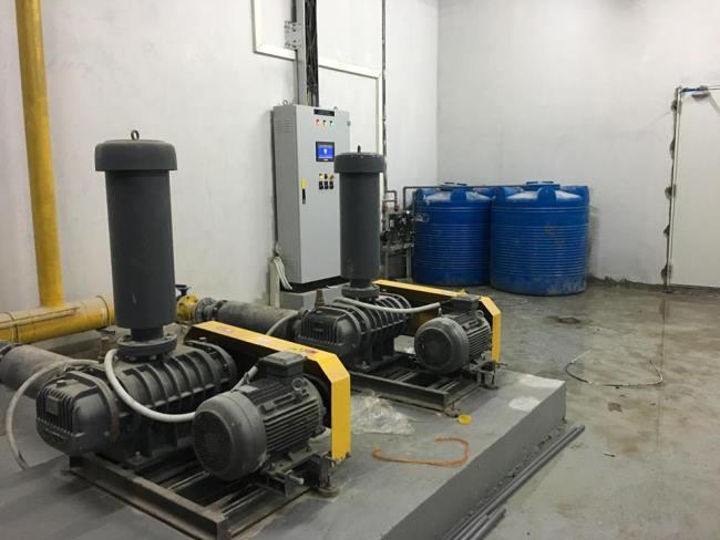 Thành phần cơ bản của hệ thống xử lý nước thải sinh hoạt