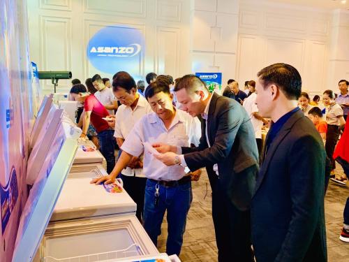 Asanzo bán hơn 100.000 máy lạnh chỉ sau ba tháng ra mắt