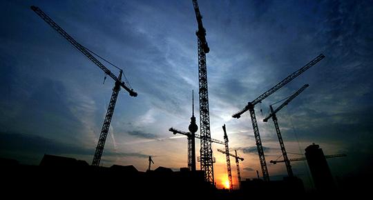 Ngành xây dựng
