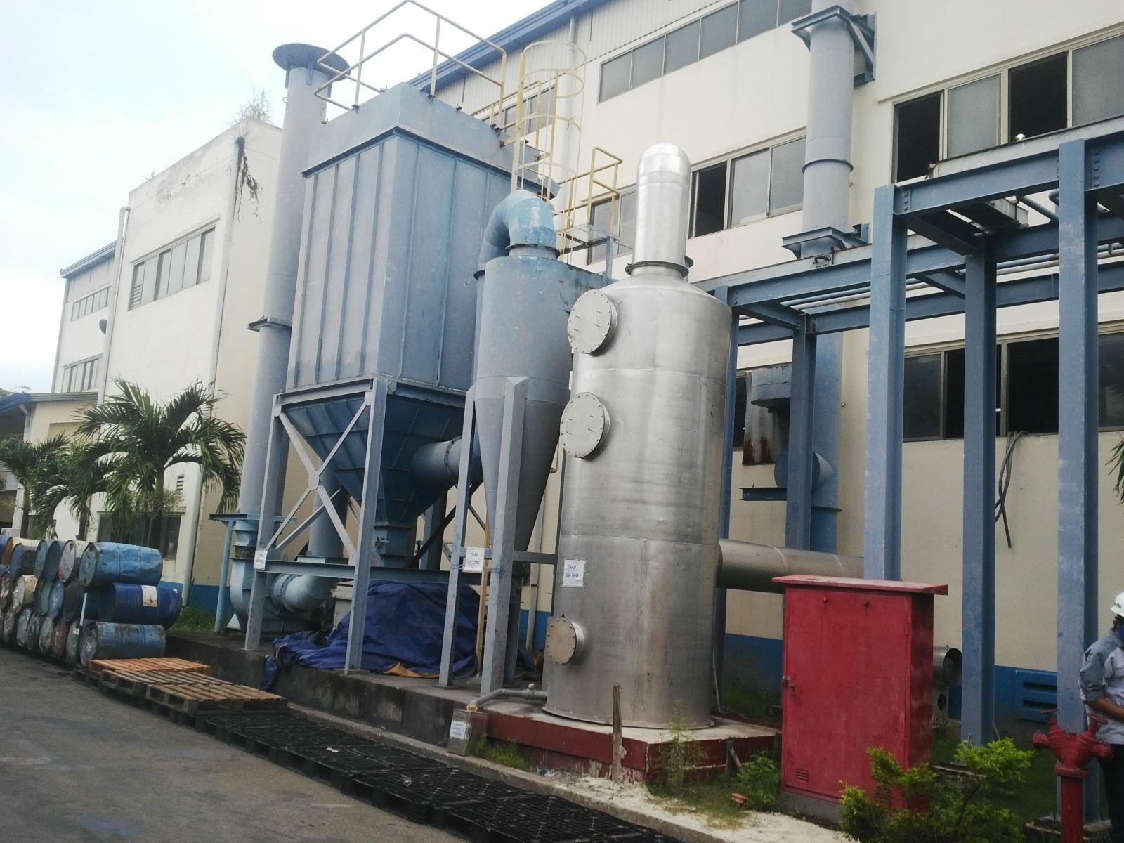 Khắc phục ô nhiễm tại các khu công nghiệp và những động cơ Bonfiglioli trong ngành xử lý môi trường