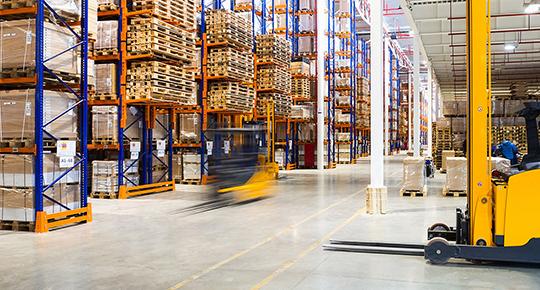 Bonfiglioli - Chuỗi cung ứng hàng hóa tối ưu