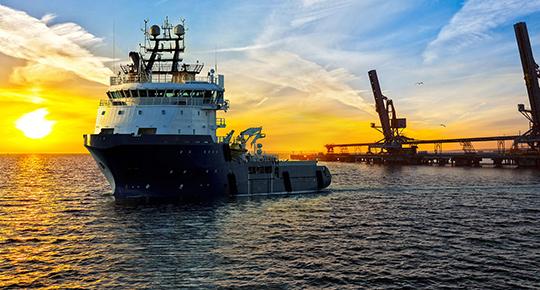 Bonfiglioli - Hàng hải & dầu khí