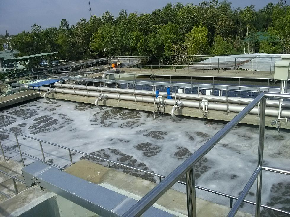 xử lý nước ngầm