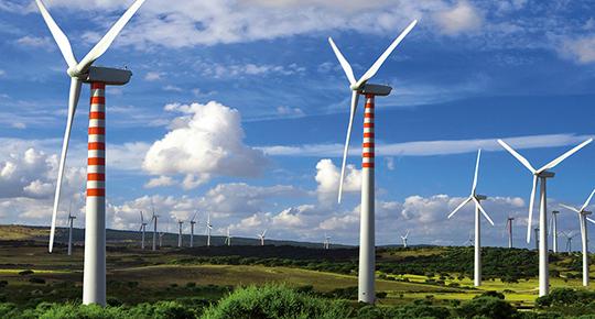 Bonfiglioli - Năng lượng gió