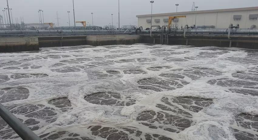 Xử lý nước thải sinh hoạt tại nhà máy xí nghiệp