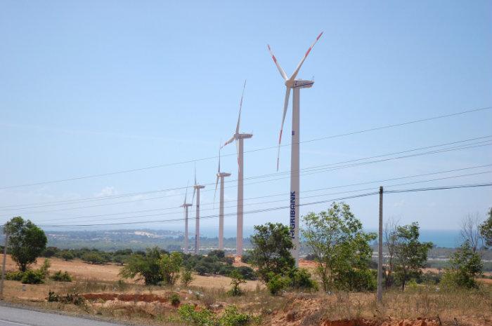 Dự án ngành năng lượng gió